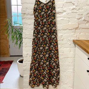 NWT✨ J•Crew Floral Maxi Dress